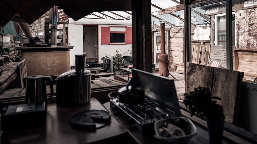 Bar keuken