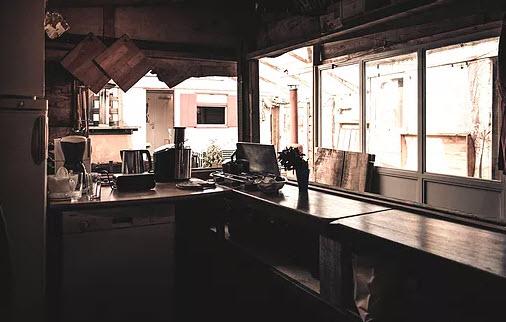 sociale ruimte keuken